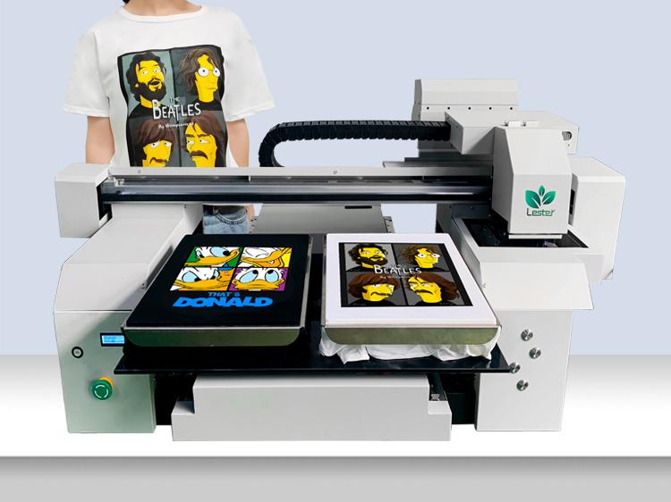 DTG printer machine tshirt printing machine