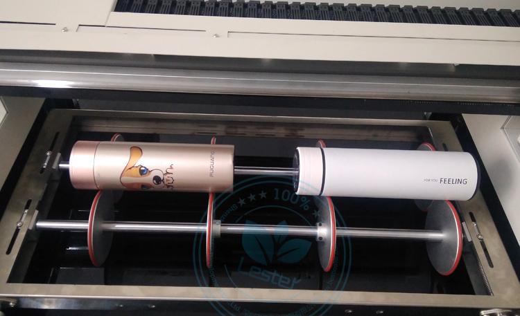 cylinder bottle printing image