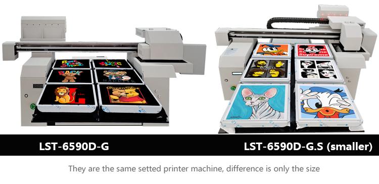 A1 dtg printer machines