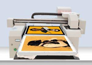 DTG tee shirt printer machine