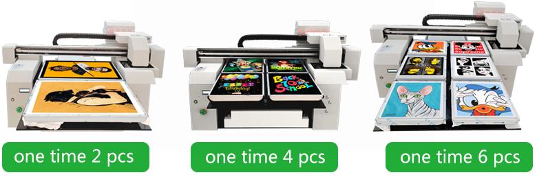 A1 DTG t-shirt printer