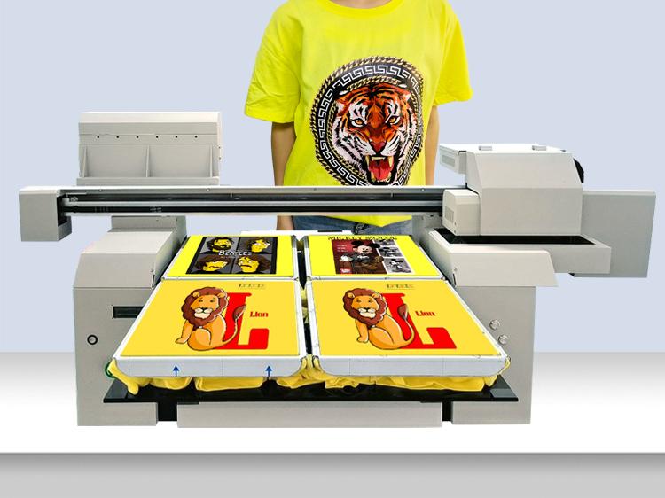 A1 size t-shirt printer machines