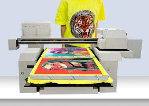 A1 6 station t-shirt printing machine
