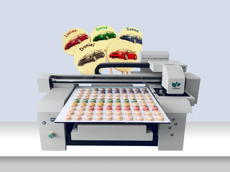A1 A2+ 6560 Factory Price Sweet Macaron Logo Printing Edible Food Printer on Sale