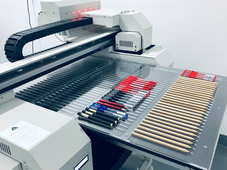 A1 6590 UV flatbed printing machine