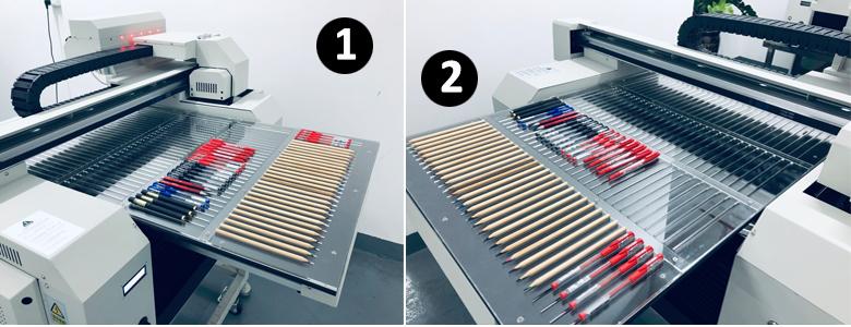 A1 UV printing machine
